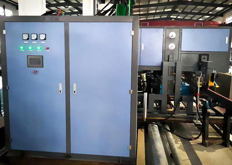 钢管焊缝热处理中频感应加热设备