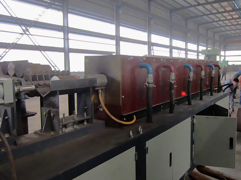 Metal forging induction heating equipment