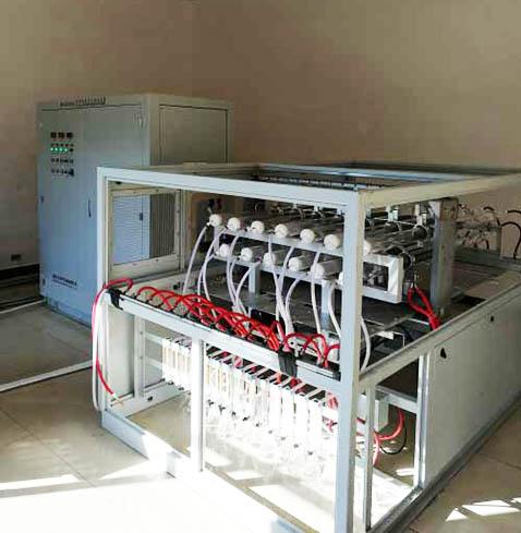 Germanium purification equipment